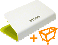 Purchase a White eFLEKTOR by clicking here